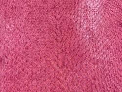Détail écailles peau cuir poisson saumon rose satiné exotique Cuir en Stock