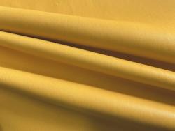 Cuir de chèvre stretch jaune - vêtement - Cuir en stock