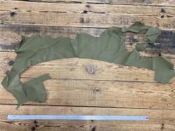 Morceau de cuir de taurillon grain togo - maroquinerie - Cuir en stock