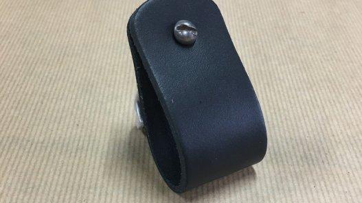 fabrication artisanale tarnaise poignées en cuir de qualité vendues à l'unité Cuir en Stock