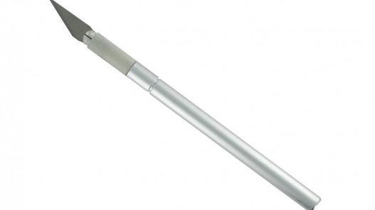 Scalpel de précision pour la découpe du cuir - Cuir en Stock