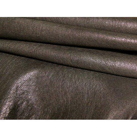 Agneau stretch naturel noir