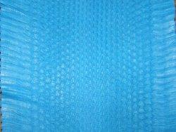 Serpent mat bleu