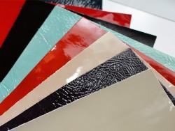 Lot surprise 10 morceaux de cuir vernis - Rectangle 15 x 20 cm - Cuir en Stock