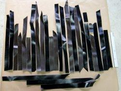 500 grammes de bandes de cuir box