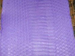 Serpent mat lilas