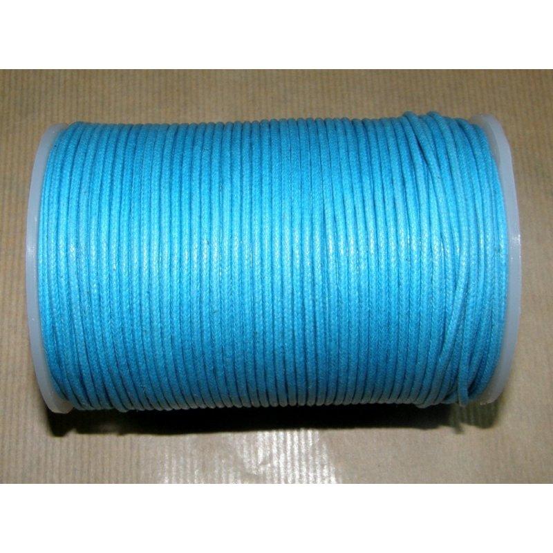 fil coton cire