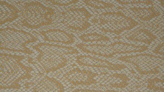cuir de vache grain serpent beige cuirenstock