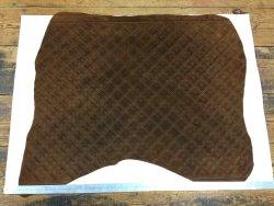 Cuir en Stock vente de cuir de luxe pour travail du cuir grain fantaisie