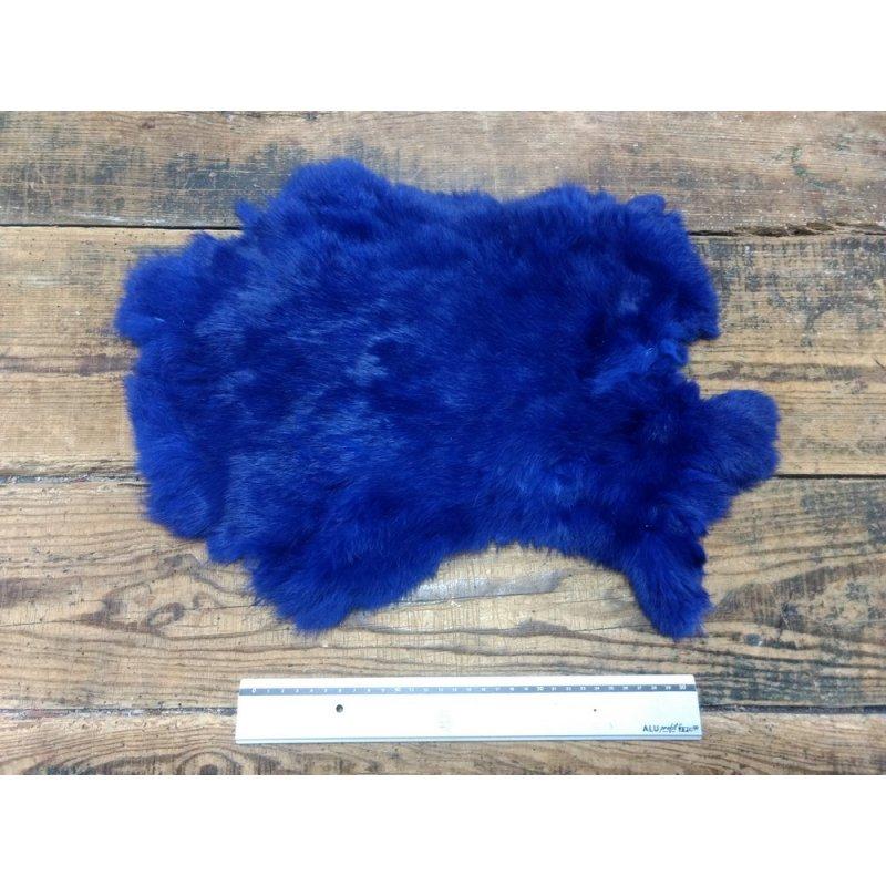 Lapin bleu electrique