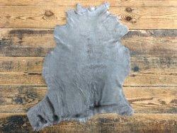 Agneau merinos gris taupe