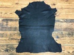 Agneau nappa noir mat