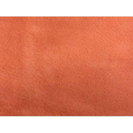 Porc velours orange