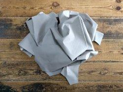 chutes de cuir de veau porcelaine maroquinerie accessoire cuir en stock