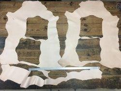 morceaux de cuir de mouton naturel végétal maroquinerie ameublement Cuirenstock