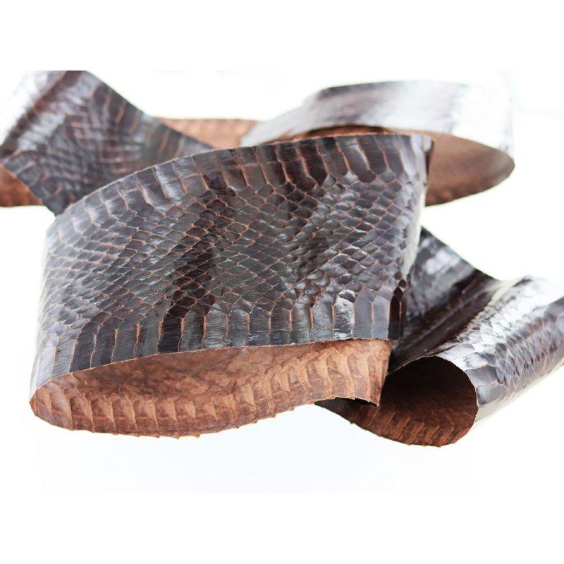 peau cuir exotique de serpent cuirenstock
