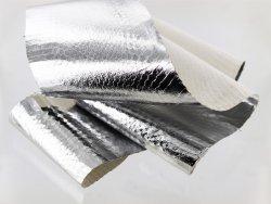 cuir peau de serpent argenté silver métallisé