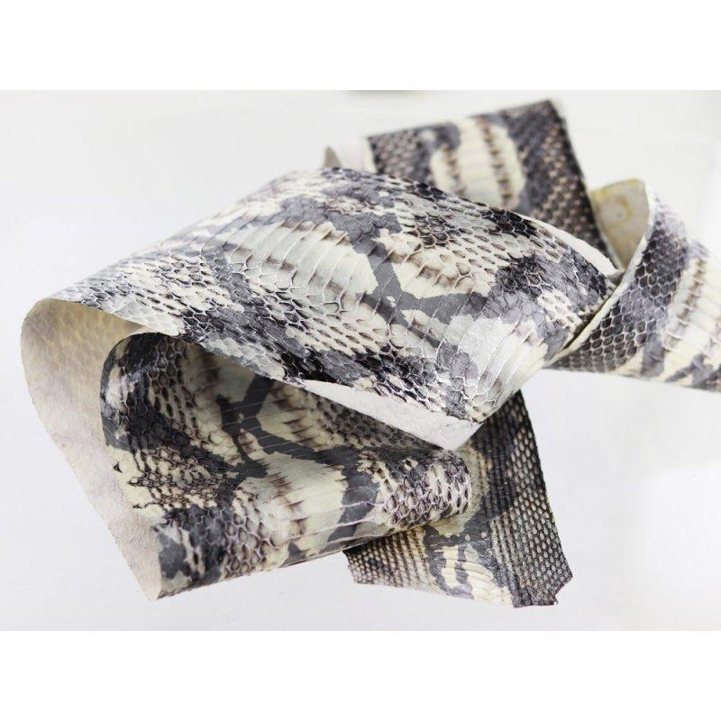 peau cuir serpent imitation python vente cuir exotique