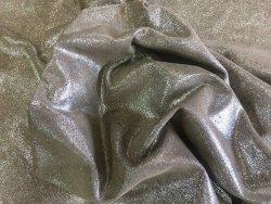 peau veau velours pailleté cuir en stock