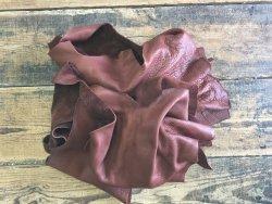chutes de cuir de vache naturel bourbon maroquinerie ameublement cuir en stock