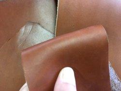 peau de cuir de vache huilé gold fauve naturel Cuirenstock