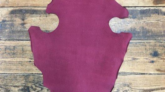 peau de cuir de requin fushia maroquinerie cuirenstock