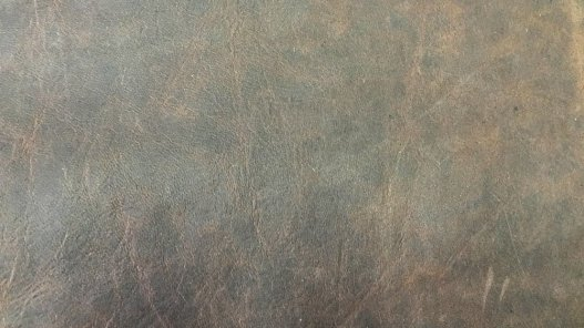 morceau de cuir d'agneau nappa ciré brun vêtement accessoire cuirenstock