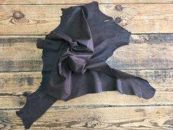 peau de cuir d'agneau nappa ciré brun vêtement accessoire Cuirenstock