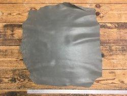 peau de cuir de chèvre gris maroquinerie accessoire reliure cuir en stock