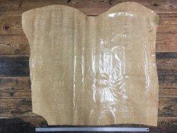 peau de cuir de veau grain crocodile sable maroquinerie accessoire cuirenstock
