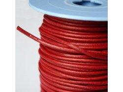 Lacet rouge