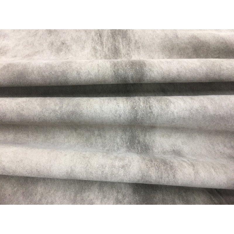 peau de cuir d'agneau velours stretch beige sable cuir en stock