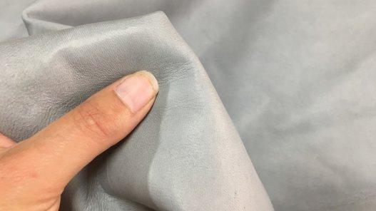 peau d'agneau naturel gris cuirenstock