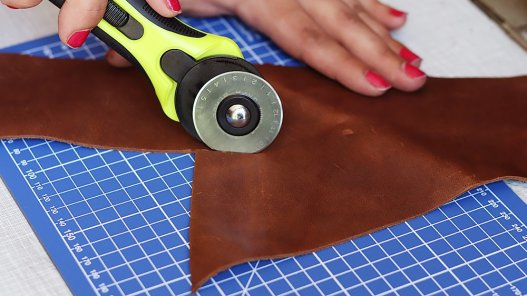 cutter rond cuirenstock maroquinerie et couture lame de rechange