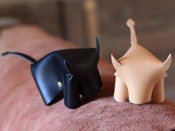 Kit DIY Toro cuirenstock Animaux en cuir à monter soi-même déco