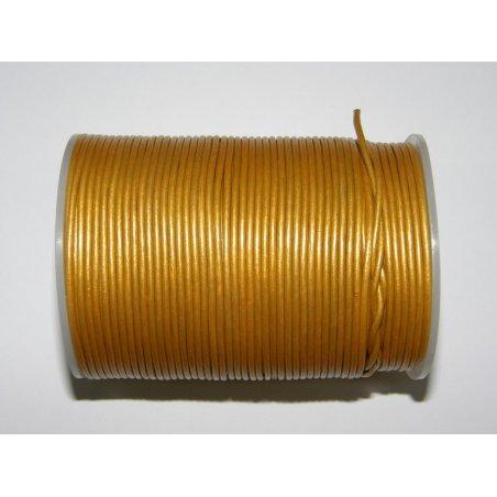 Lacet or 2mm
