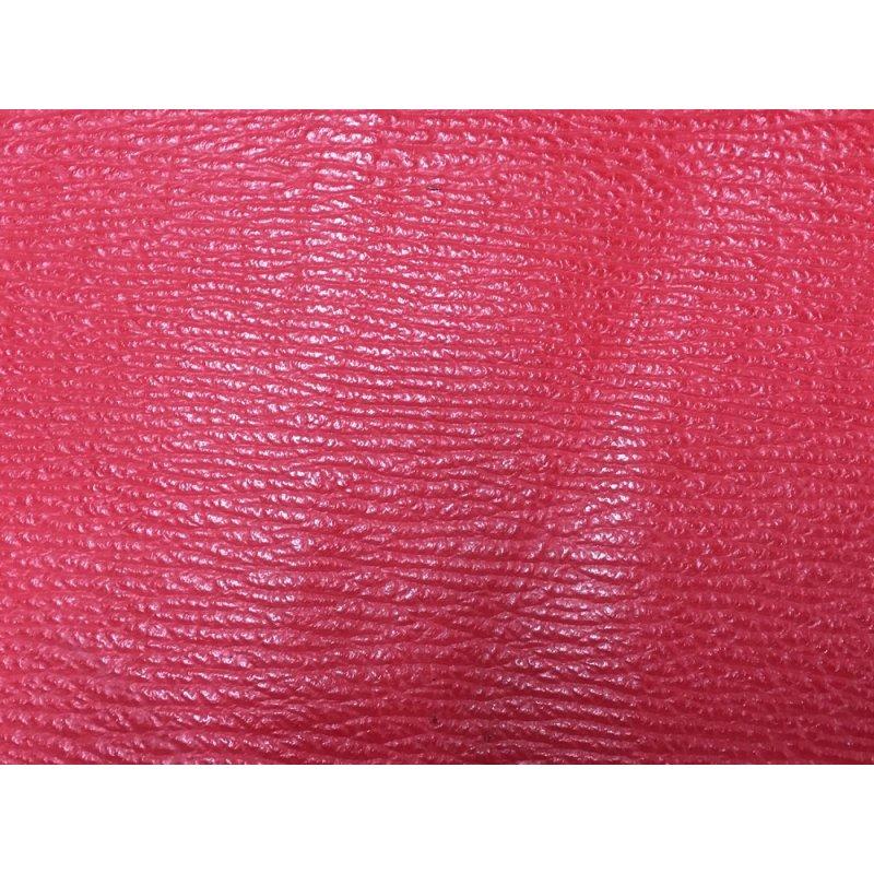 peau de cuir de requin rouge cuir en stock
