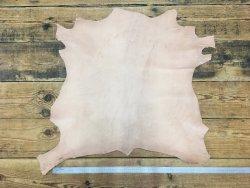 peau de cuir de chèvre végétal naturel cuir en stock