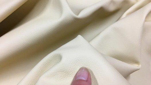 peau entière vache lisse beige cuirenstock
