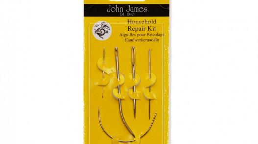 Kit aiguilles Household repair kit couture main cuir en stock