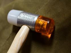 maillet pour estamper et ciseler le cuir - Cuir en Stock