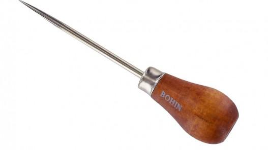 Alêne ronde Bohin made in France - Travail du cuir - Cuir en Stock