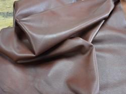 Peau de cuir de cerf brun - Belle qualité - Cuir en Stock