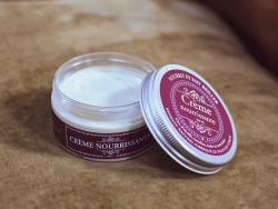 Crème non teintée pour nourrir et faire briller le cuir - Trimadel - Cuir en Stock