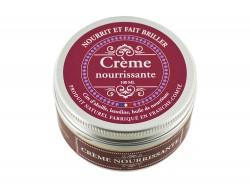 Crème nourrissante incolore Trimadel - Nourrit et lustre le cuir - Cuirenstock
