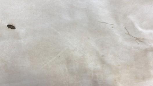Défaut de cuir végétal basane naturel cuirenstock