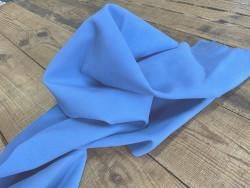 Souplesse peau de cuir de chèvre pleine fleur nubuck bleu océan Cuir en stock