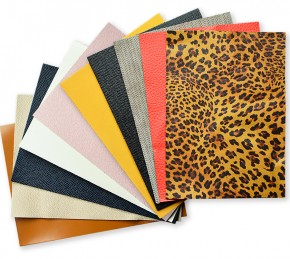 Lot surprise 10 morceaux de cuir - Rectangle 15 x 20 cm - Cuir en Stock