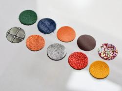 Assortiment petits ronds en cuir 2 cm - Cuirenstock