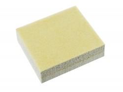 Gomme abrasive pour nettoyer le cuir velours daim et nubuck - Cuir en Stock